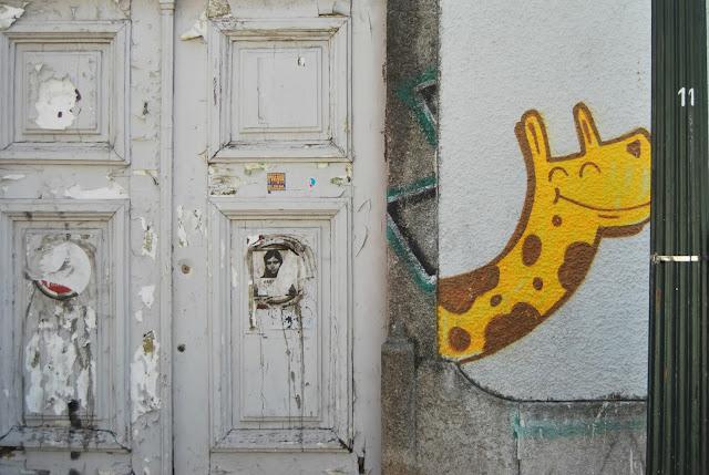 Miguel Bombarda, zona cool y alernativa de Oporto