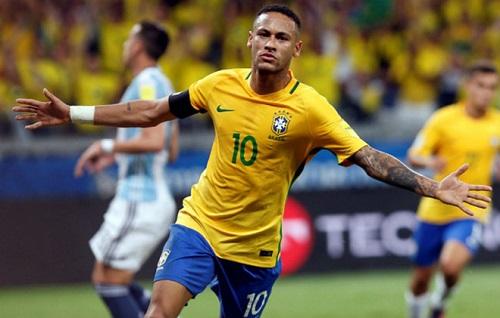Neymar là linh hồn của Brazil mà chưa ai có thể thay thế được.