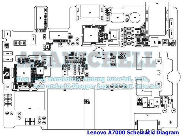 Lenovo A7000 Schematic Diagram