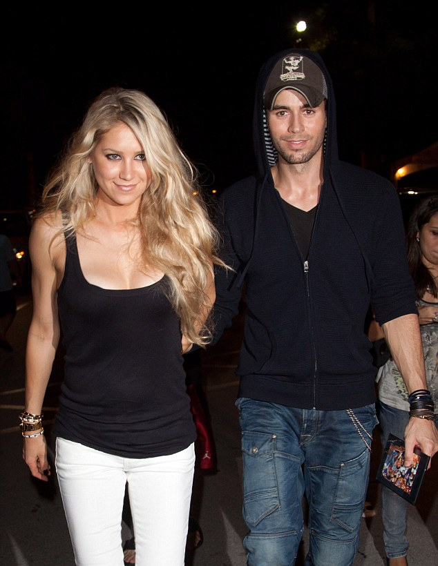 Anna Kournikova and Enrique Iglesias welcome twins after dating for 16 years