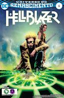 DC Renascimento: Hellblazer #5