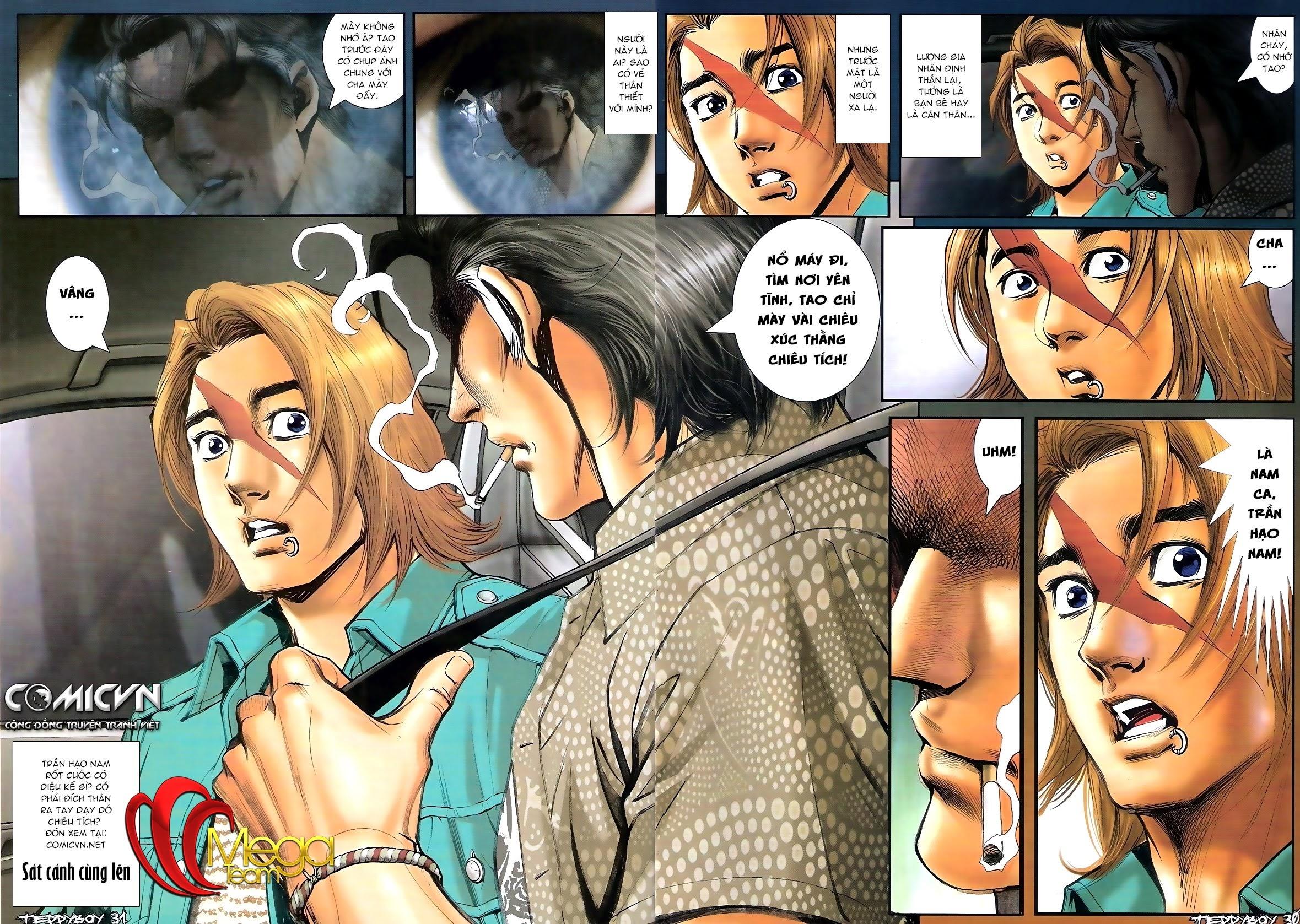 Người Trong Giang Hồ - Chapter 1335: Nam Ca chỉ chiêu - Pic 26
