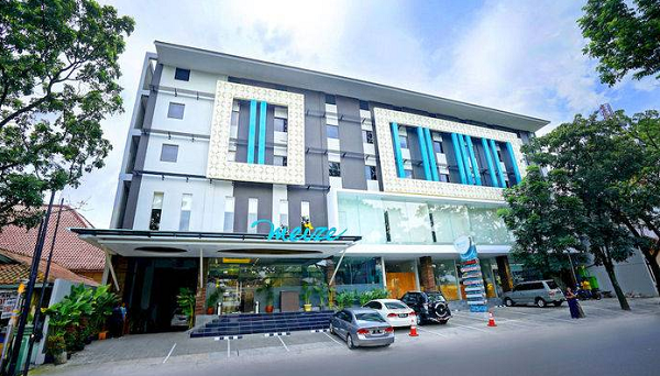 Hotel Murah Bandung Meize Tarif Mulai 200 Ribuan