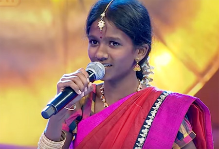 Thendral Vanthu Theendumbothu by Prithika