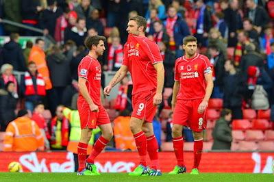Liverpool Tak Diperhitungkan Juara Liga Inggris 2014-2015
