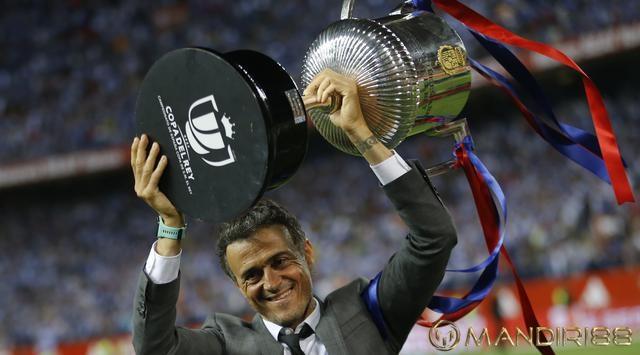 Hari Ini, Barcelona Umumkan Pengganti Luis Enrique