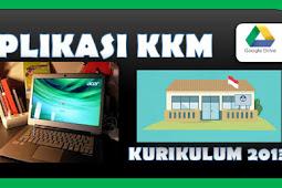 Unduh Aplikasi KKM Kelas SD/MI Kurikulum 2013 Revisi Tahun 2017