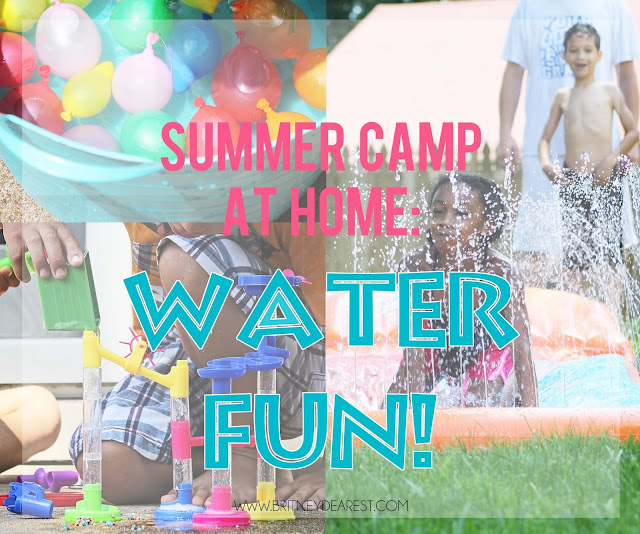 summer, camp, home, water, play, STEM, activities, fun, kids, children, learning
