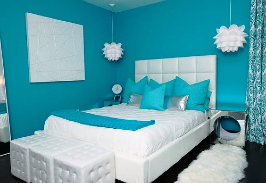 36 kombinasi warna cat kamar tidur minimalis 2 warna agar