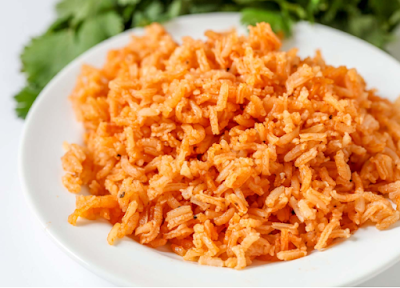 Natively constructed #spanish #rice