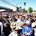 Curicó rindió homenaje a la Virgen del Carmen
