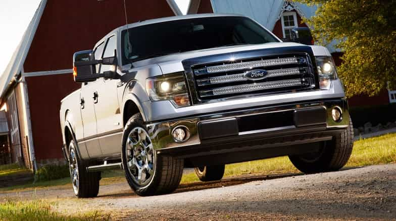 2014 Ford F 150 Supercab STX 3.7 L V6