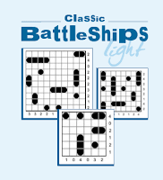 Online Classic Battleships Puzzles