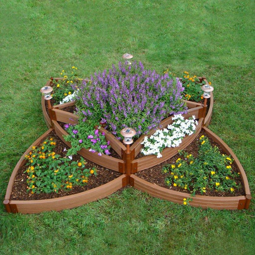 Tiered Vegetable Garden
