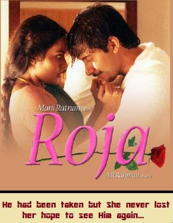 Roja 1992 UNCUT Hindi Dual Audio HDRip Full Movie Download