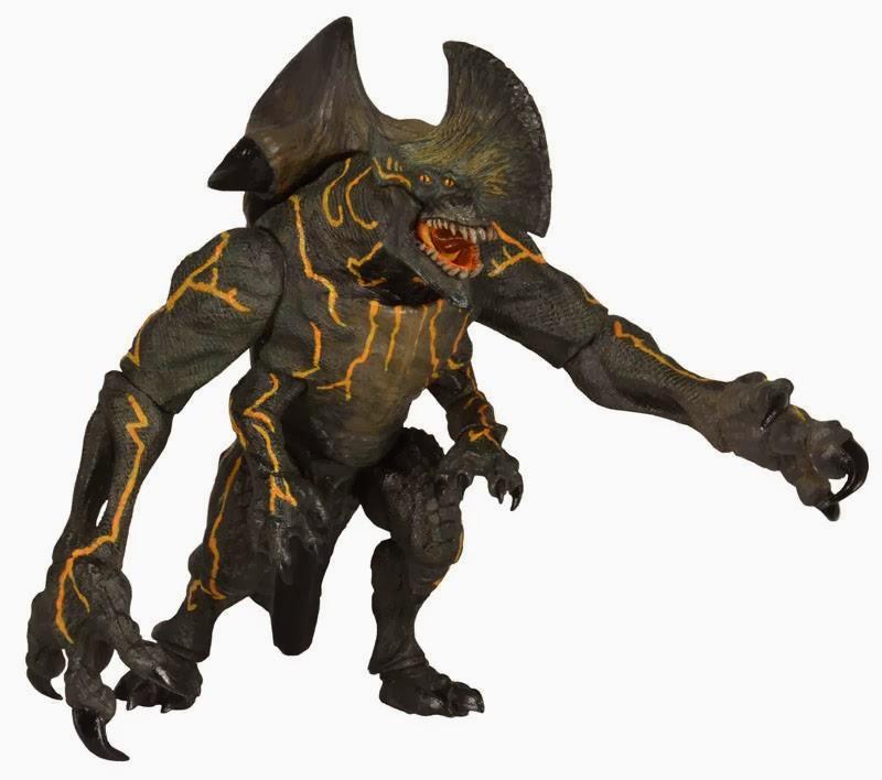 Kaiju Battle: CREATURE FEATURE : Trespasser Pacific Rim Game Trespasser