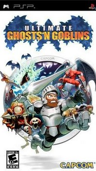 Download Ultimate Ghosts N Goblins ISO PSP PPSSPP