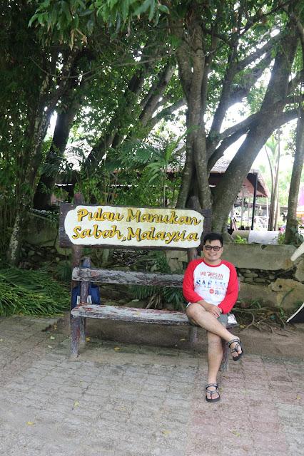 Selamat datang di Manukan Island