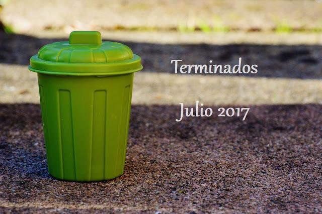 Terminados Julio 2017