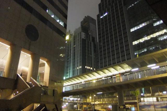 hongkong-cityview 香港の夜