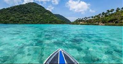 081210999347, 13 Paket Wisata Pulau Anambas Kepri, Pulau Keramut, Anambas