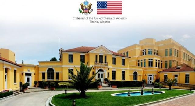 Ambasciata degli Stati Uniti in Tirana