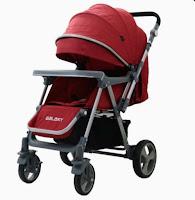 Kereta Bayi Pliko PK631RH Galaxy Baby Stroller
