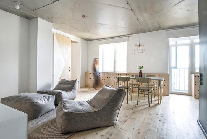Mini appartamento per due stile e design low cost  Blog di arredamento e interni  Dettagli