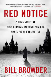 Red Notice by Bill Browder PDF Book Download