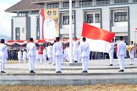 Bupati Bima Jadi Inspektur Upacara HUT Kemerdekaan RI ke-72