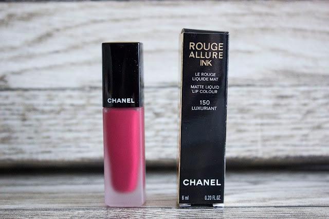 Rouge Allure Ink de Chanel : teinte luxuriant