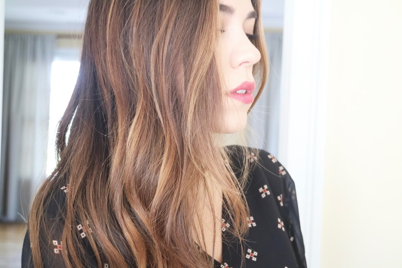 MY FIRST BALAYAGE EXPERIENCE & PRODUCT CHANGEUP