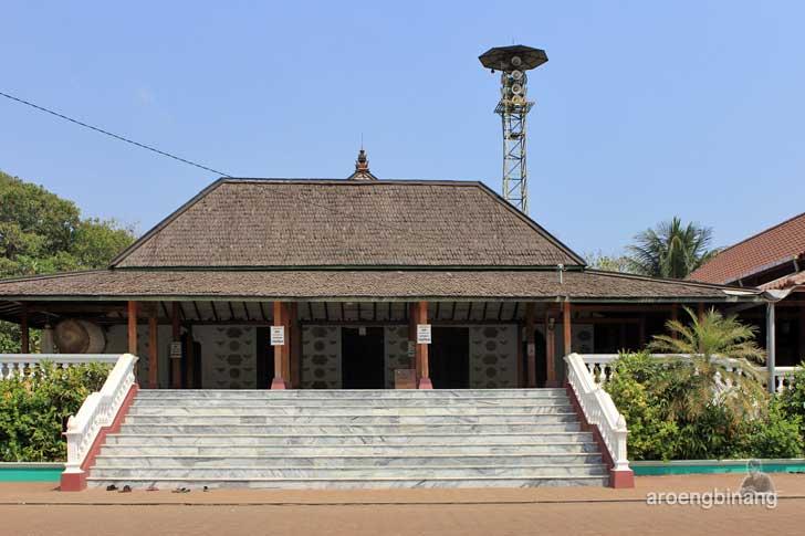 masjid astana sultan hadlirin mantingan jepara