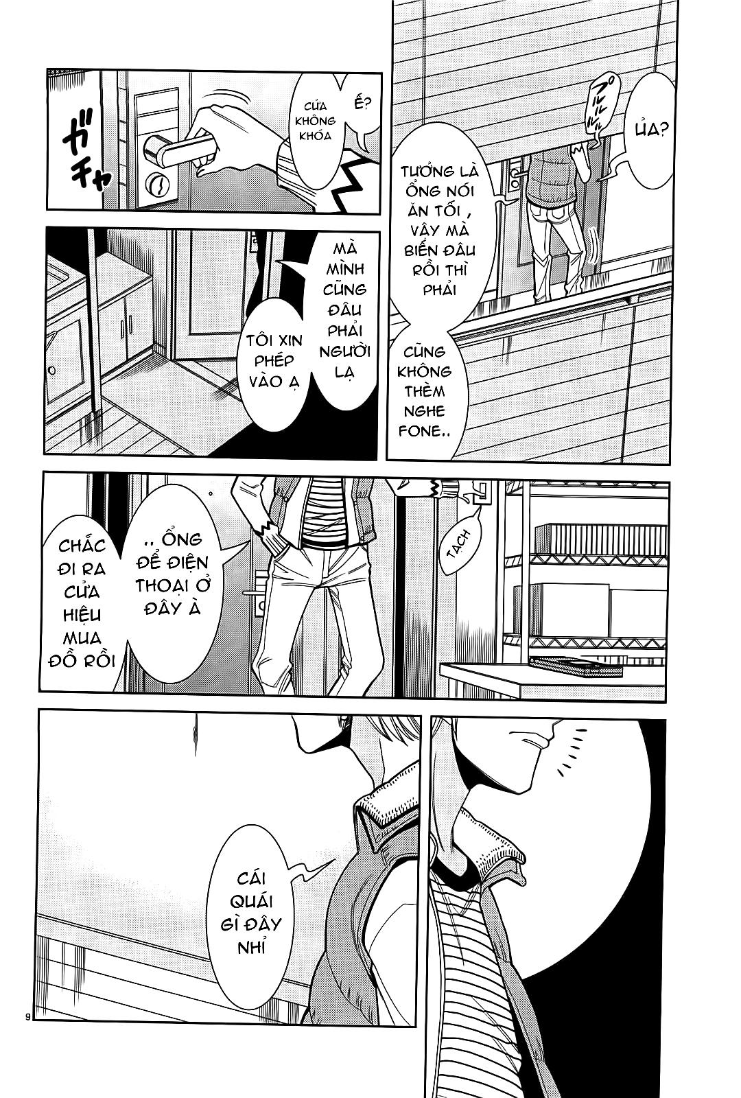 Nozoki Ana chap 64 - Trang 10
