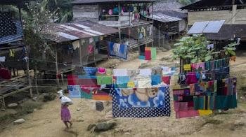 Lideres indigenas agrupados en la OREWA, denuncian confinamiento y presencia de grupos armados en sus comunidades.