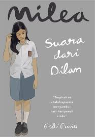 review lengkap novel Dilan 3, suara dari dilan