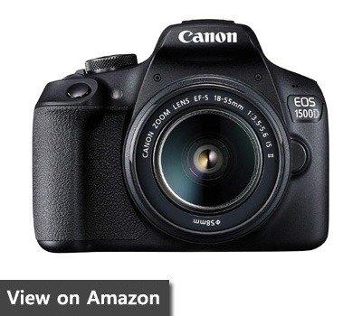 Canon EOS 1500D 24.1MP
