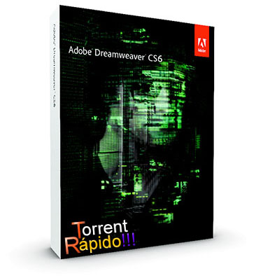 Baixar o programa adobe dreamweaver cs6 12 0 tradu o for Dreamweaver templates torrent