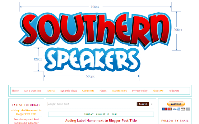 southern speakers