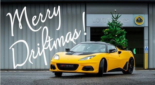 Οι ευχές της Lotus για τα τα φετινά Χριστούγεννα (ΒΙΝΤΕΟ)