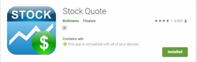 Stock Quote