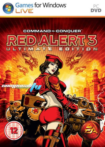 Command & Conquer Red Alert 3 Uprising PC Full Español