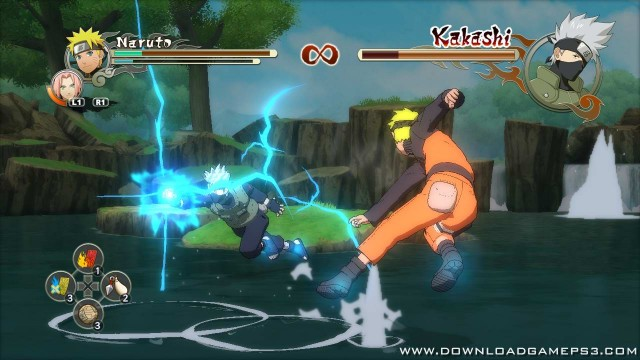download game naruto shippuden ultimate ninja storm 2 psp iso