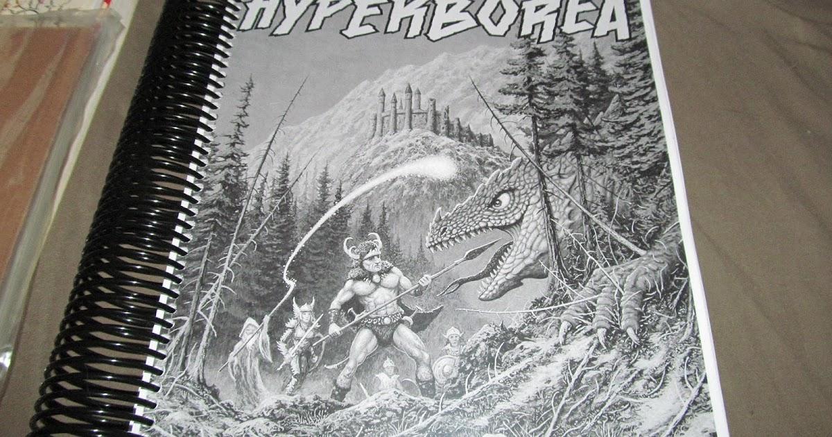 astonishing swordsmen & sorcerers of hyperborea pdf