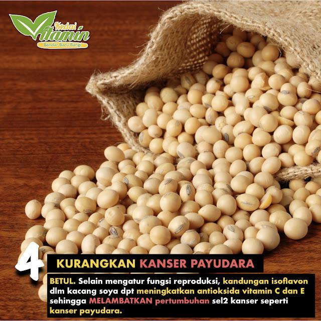 7 Mitos Vs Fakta Mengenai Kacang Soya