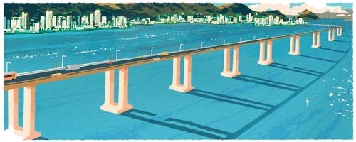Kỷ Niệm 42 Năm Ngày Khánh Thành Cây Cầu Rio-Niterói