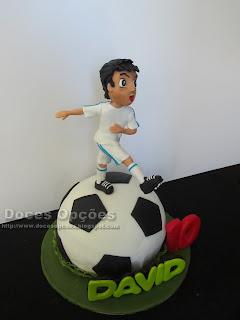 bolo aniversário futebol bragança doces opções