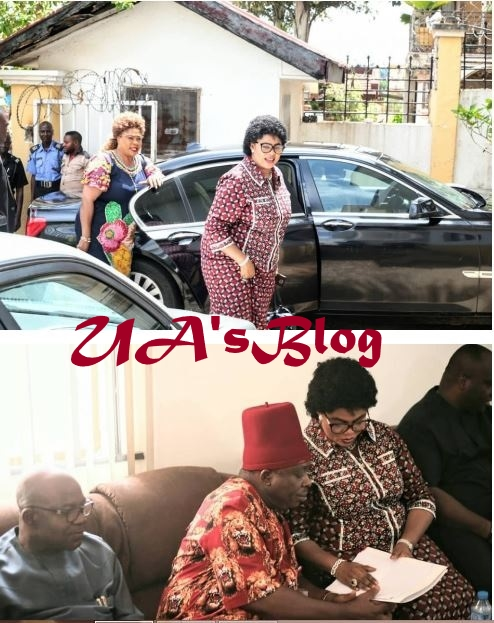 Senator Stella Oduah Dumps The PDP