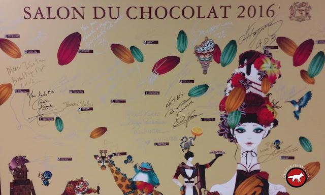 Salon du chocolat à KYOTO au magasin ISETAN