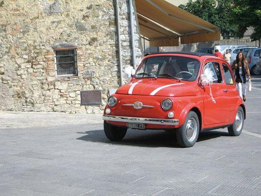 Rent A Car In Tuscany